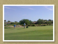 Evergreen Turf prepping sod in Arizona at TPC for the Waste Management Phoenix Open.